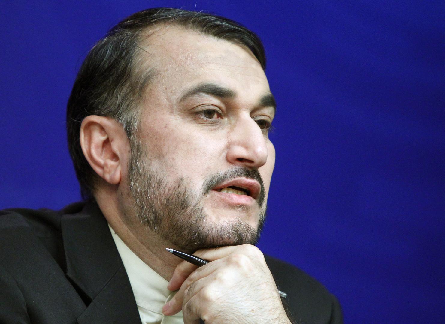 عبد اللهيان: الدبلوماسية الدفاعية جزء لا يتجزأ من سياسة إيران الخارجية