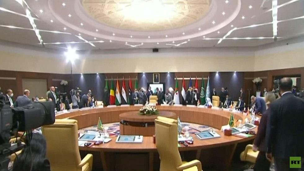 اختتام اجتماع دول جوار ليبيا بالجزائر