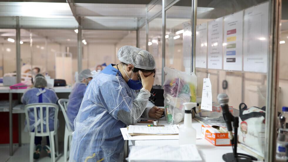 البرازيل.. 24589 إصابة و839 وفاة جديدة بفيروس كورونا