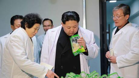 كوريا الشمالية تطلق احتياطيات الجيش من الأرز لنقص الإمدادات