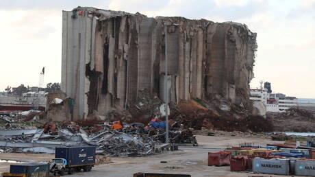 """""""رايتس ووتش"""": ثمة أدلة بأن مسؤولين علموا بمخاطر تخزين نترات الأمونيوم في مرفأ بيروت"""