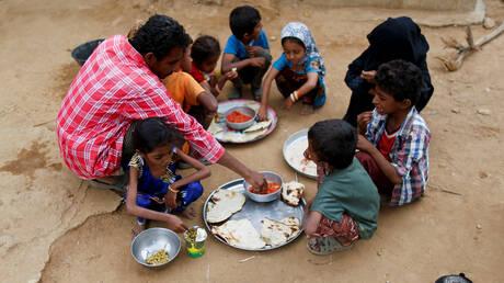 تقرير: 70% من سكان اليمن يواجهون خطر المجاعة