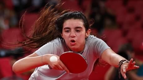 أولمبياد طوكيو.. السورية ظاظا تتلقى دعوة خاصة من الصين