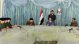 العراق.. وفاة وزيري الدولة والنقل في عهد الرئيس صدام حسين  تاريخ النشر:16.08.2021 | 19:15 GMT | أخبار العالم العربي العراق.. 611ab7a84c59b72da037d481