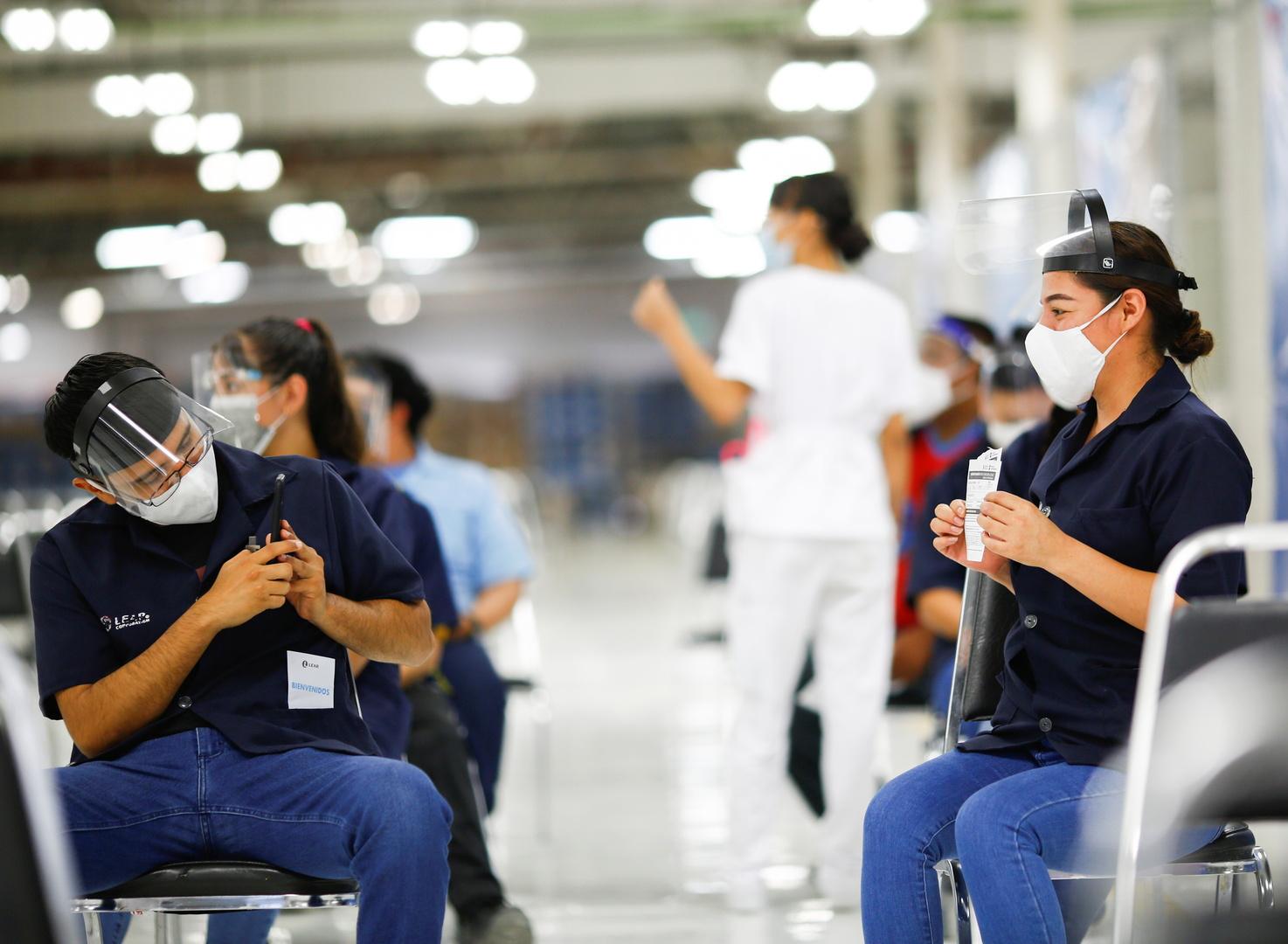 المكسيك تسجل 835 وفاة وأكثر من 11 ألف إصابة جديدة بفيروس كورونا