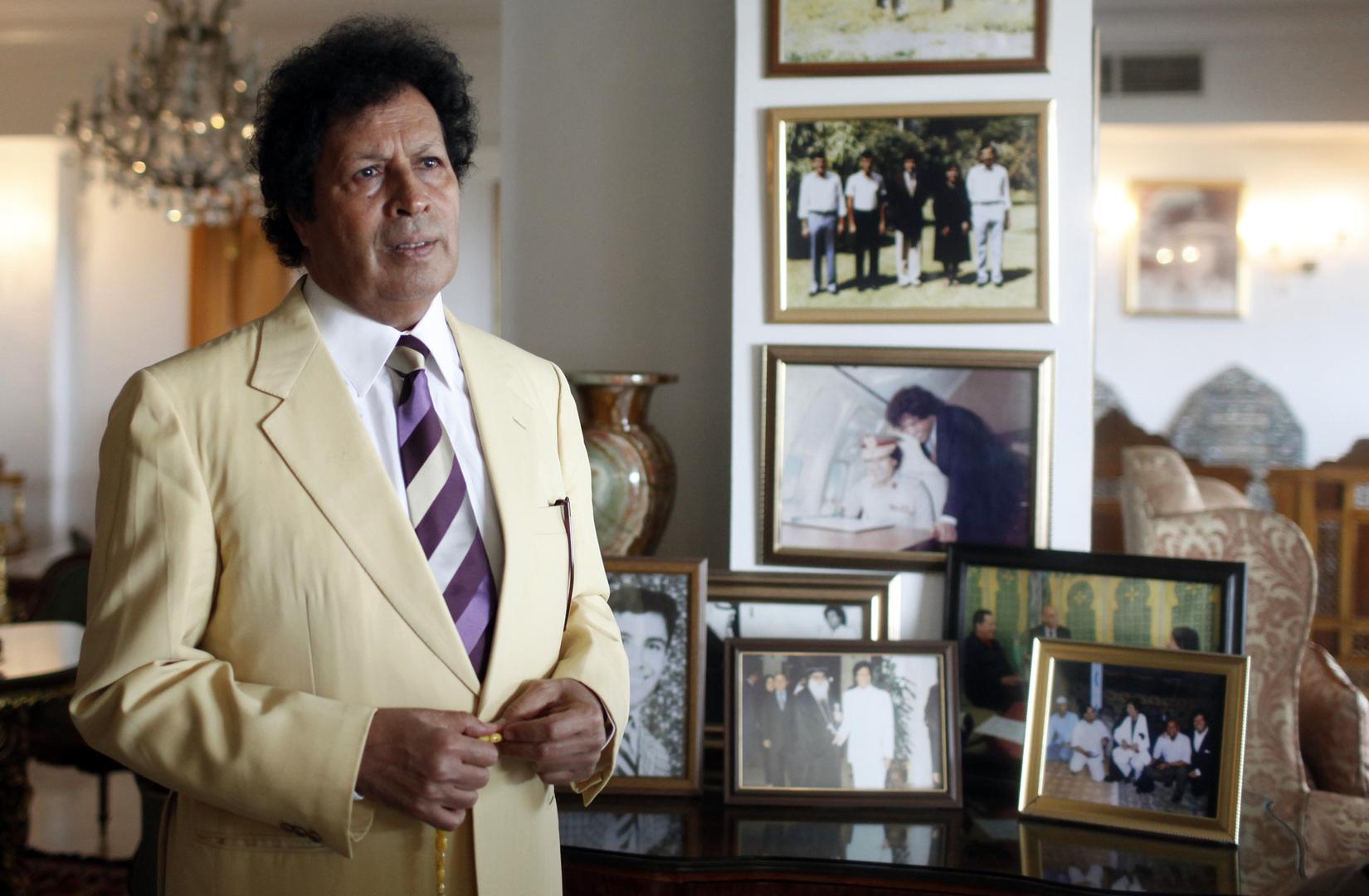 أحمد قذاف الدم في الذكرى 52 لـ
