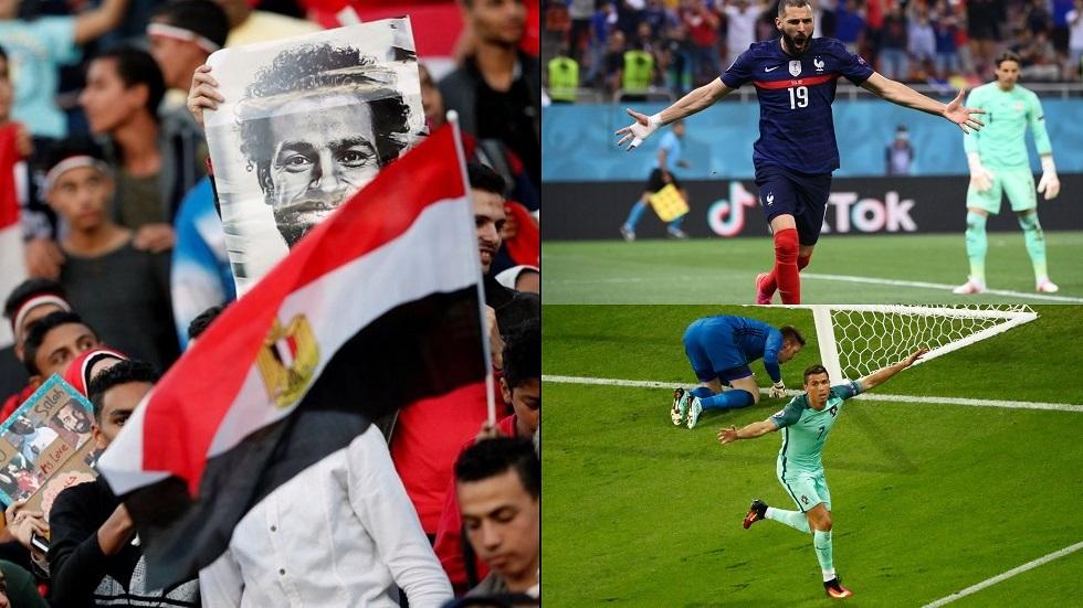 أول ظهور لمصر.. مواعيد مباريات اليوم في تصفيات مونديال قطر