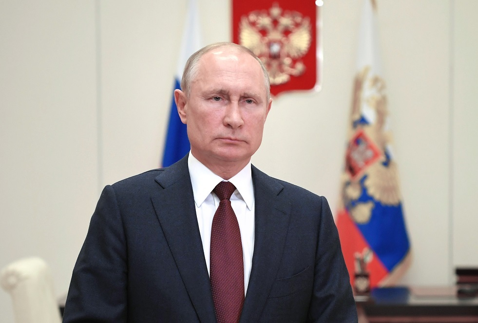 بوتين يهنئ الطلاب والتلاميذ بالعام الدراسي الجديد