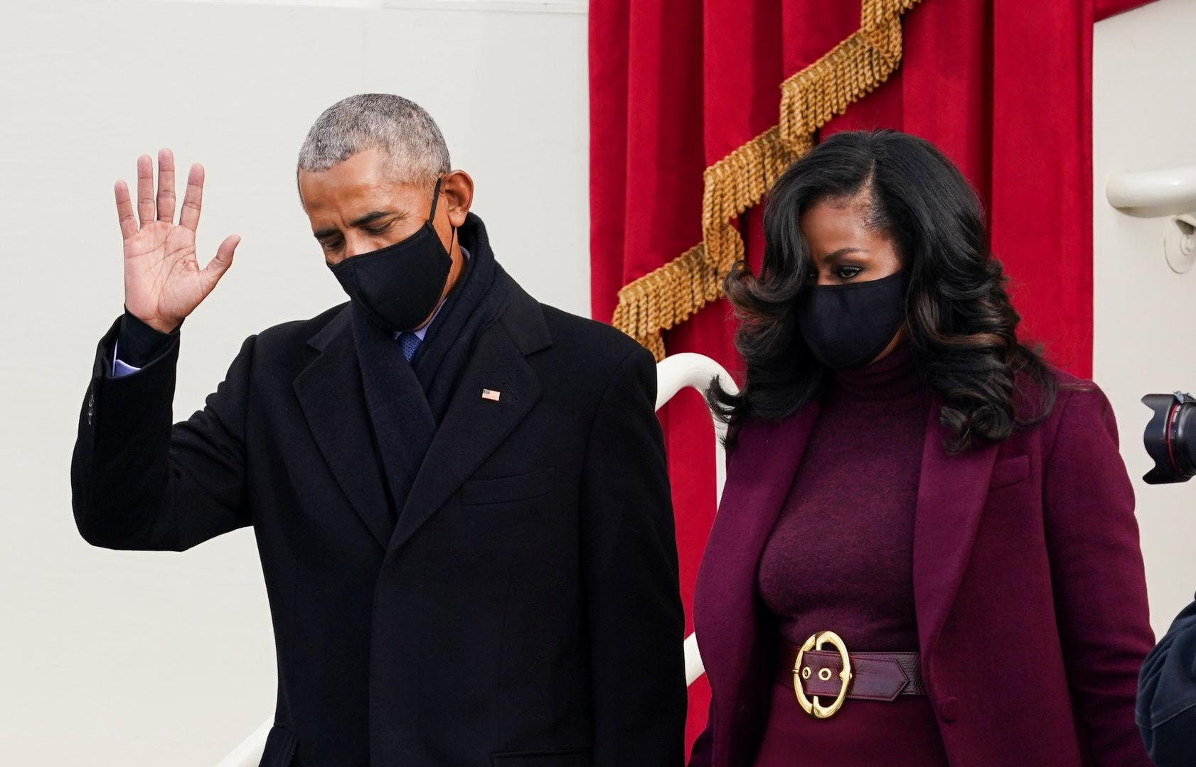 متحف الحقوق المدنية الأمريكي يمنح وسام الحرية لميشيل أوباما وحملة الفقراء