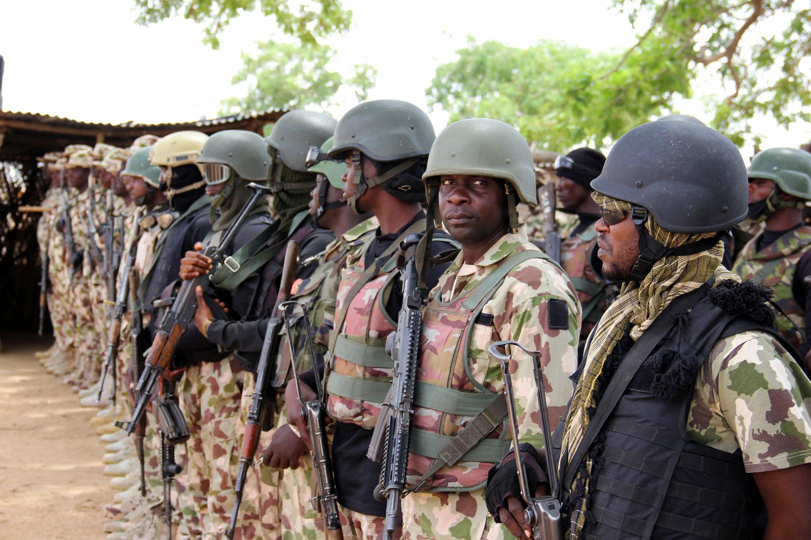 جنود الجيش النيجيري (صورة من الأرشيف)