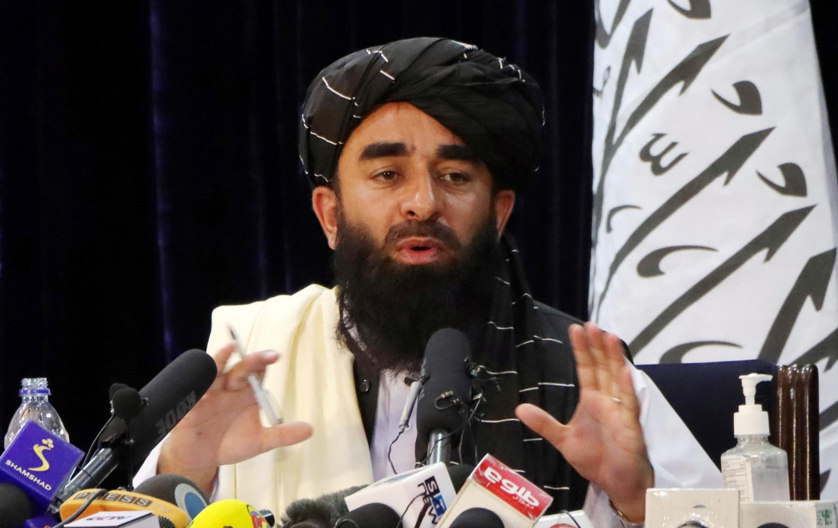 طالبان تعتبر الصين شريكا أساسيا وتعول على مواصلة التعاون في مشروع