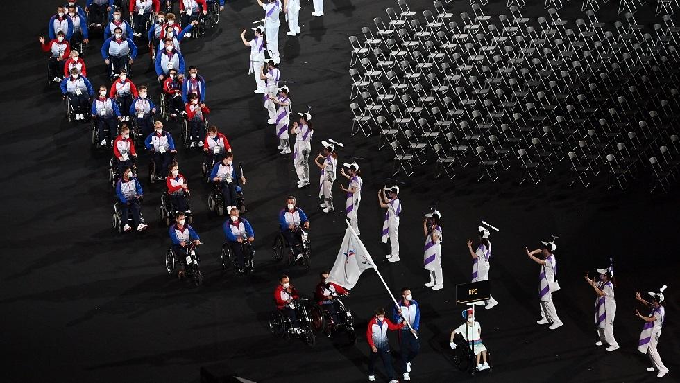 حصيلة ميداليات اليوم العاشر للألعاب البارالمبية