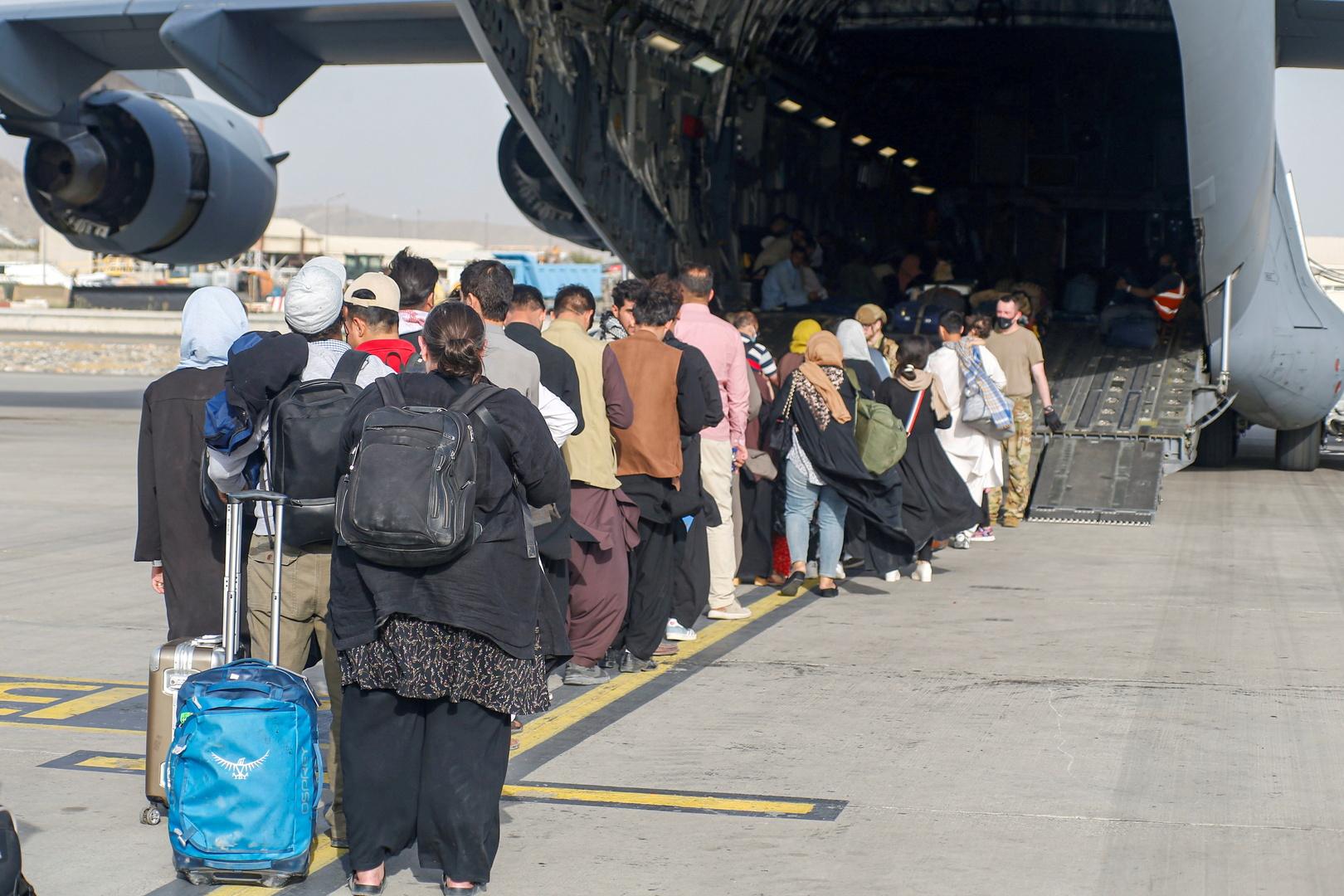 Rapport: Næsten 100 evakuerede fra Afghanistan under overvågning for mulige forbindelser til terrorisme