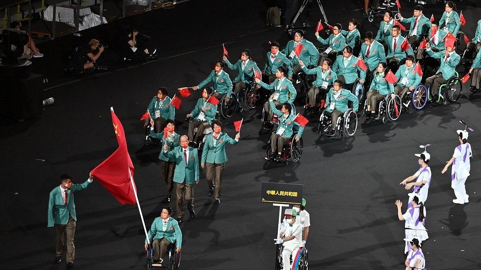حصيلة ميداليات اليوم الـ11 للألعاب البارالمبية