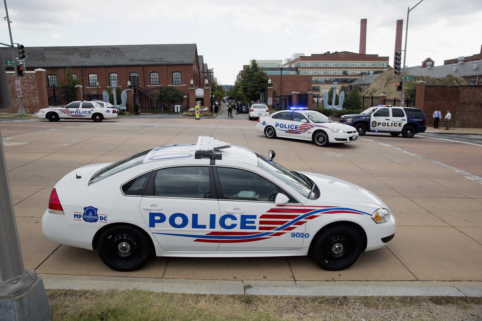 مقتل 3 أشخاص جراء حادث إطلاق نار في واشنطن