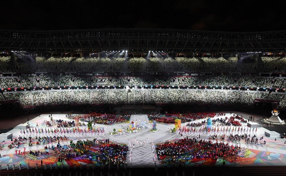 حفل اختتام دورة الألعاب البارالمبية