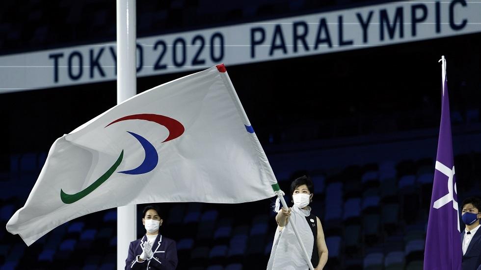 الجدول النهائي لميداليات الألعاب البارالمبية