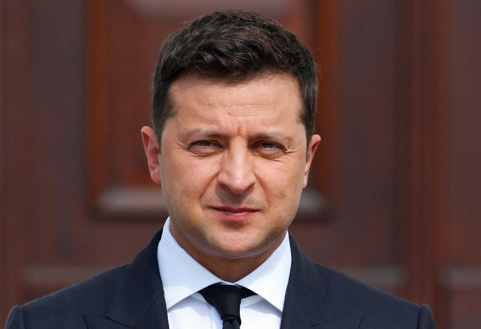 شرطة كييف: لم نتلق بلاغات عن وجود تهديد لحياة الرئيس زيلينسكي