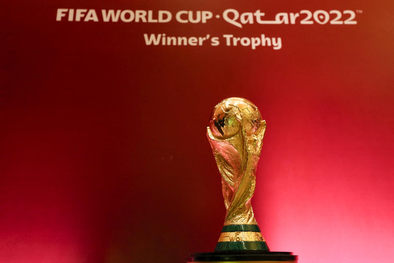 4 دول تدعم الفيفا لإقامة كأس العالم كل عامين