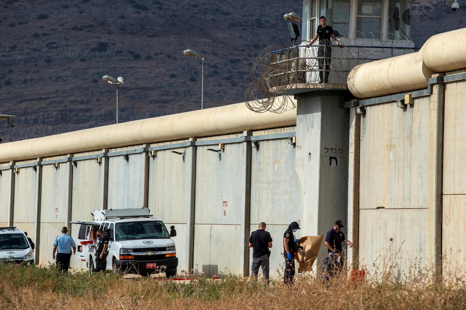 فضيحة أمنية في إسرائيل يكشفها فرار 6 أسرى فلسطينيين