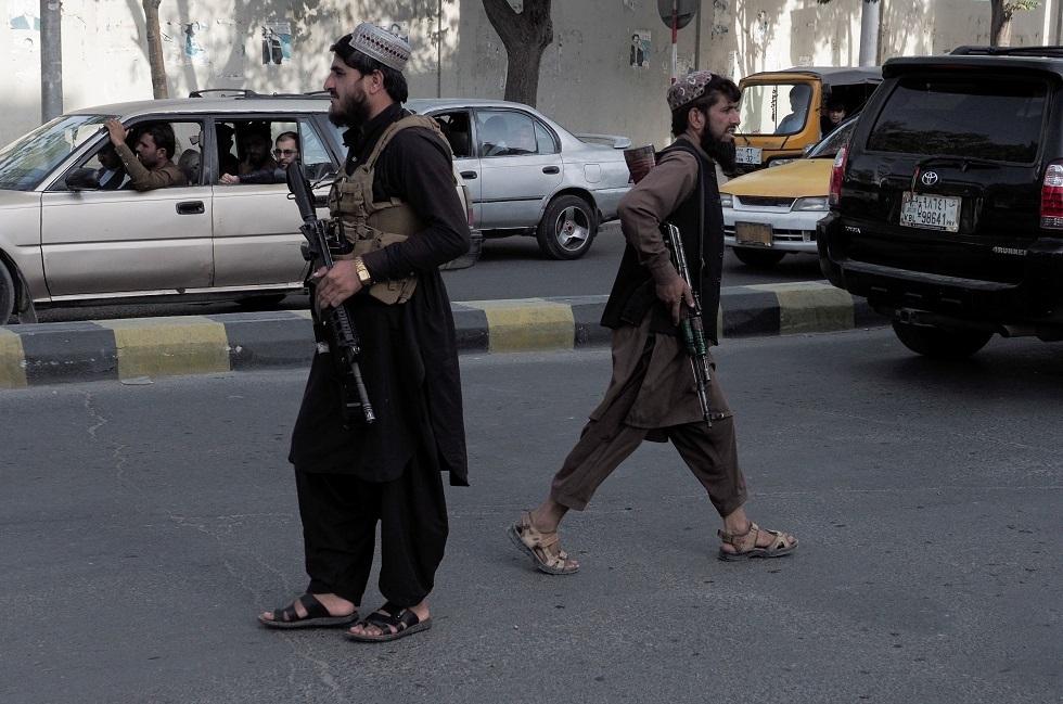مسلحو حركة طالبان الأفغانية