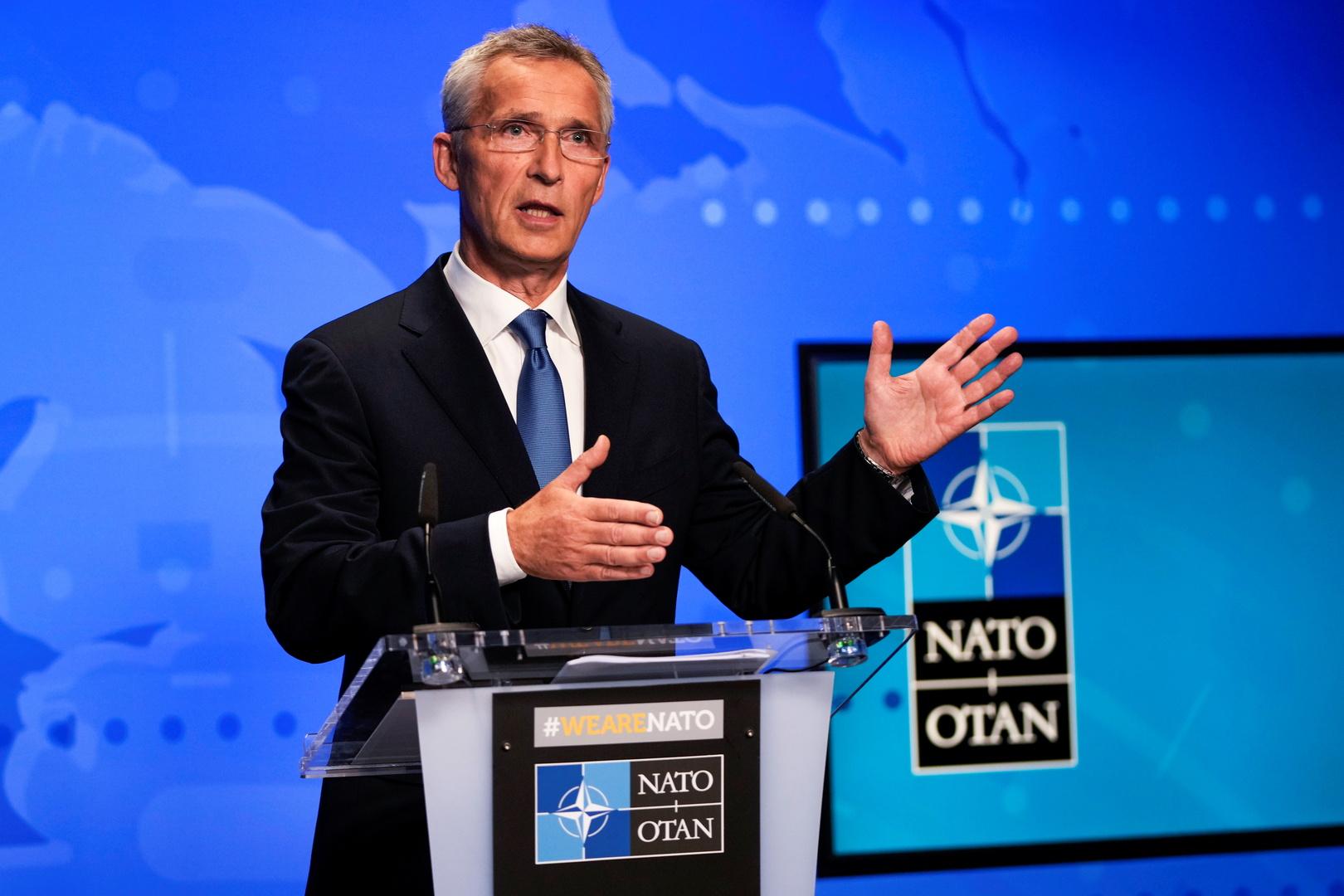 الأمين العام للناتو يدعو الصين للانضمام إلى المفاوضات حول السلاح النووي
