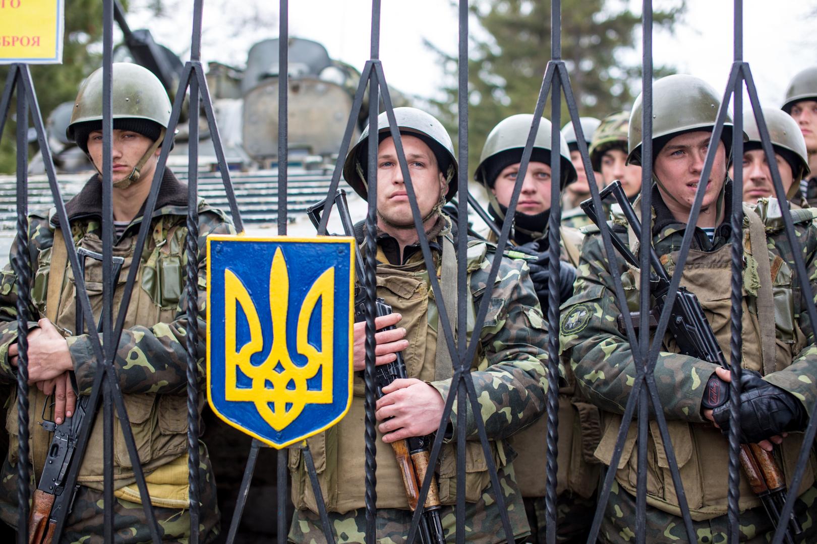 مسؤول أوكراني: لولا تقاعس العسكريين لما خسرنا القرم!