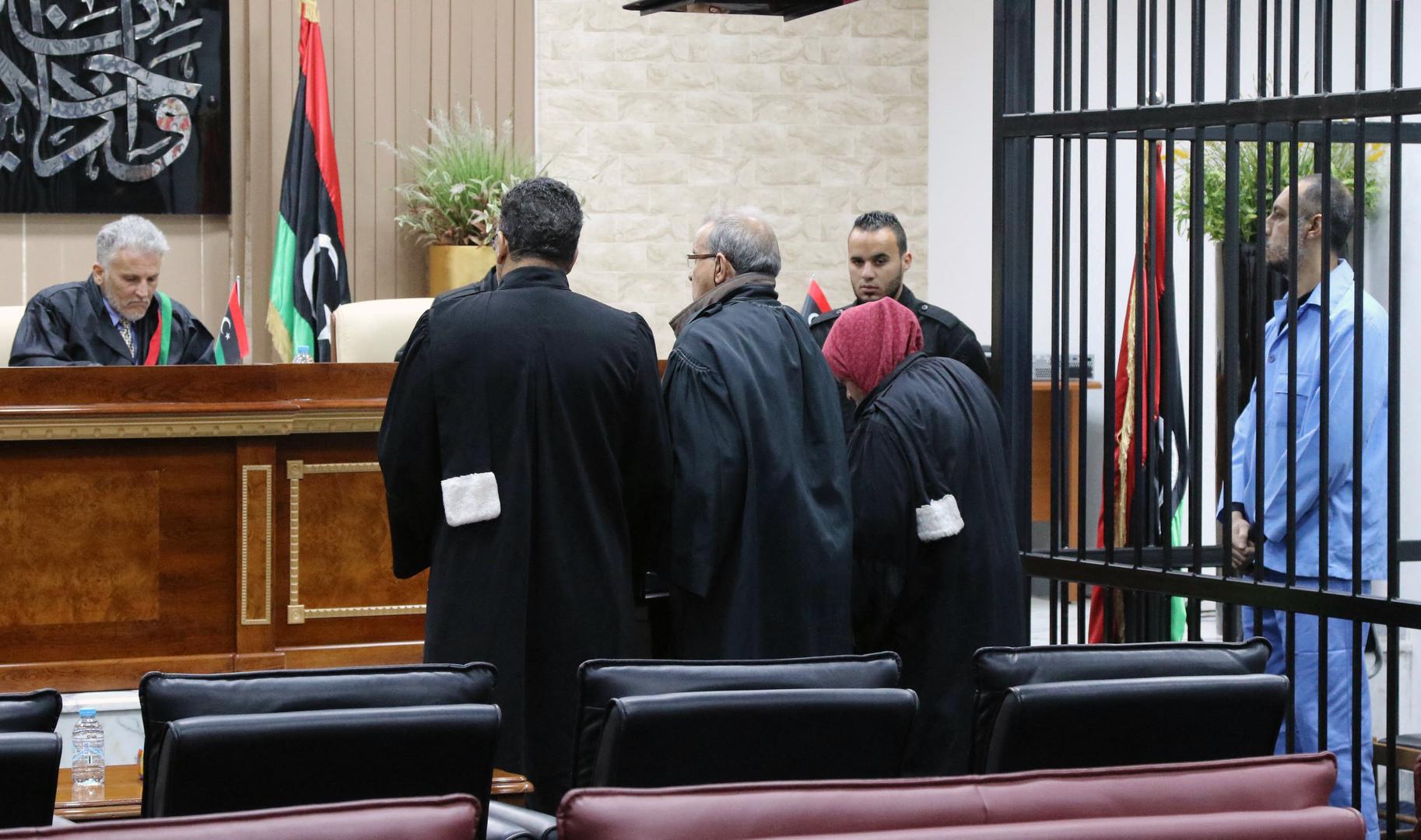 ليبيا.. مكتب وزير الدولة لشؤون المهجرين وحقوق الإنسان يرحب بالإفراج عن قيادات من النظام السابق