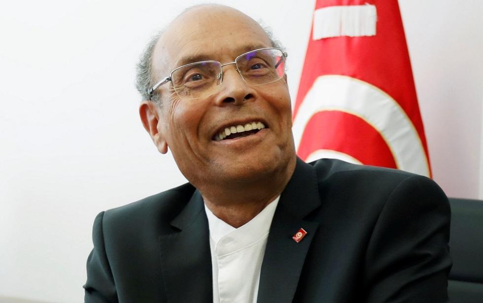 الرئيس التونسي الأسبق المنصف المرزوقي