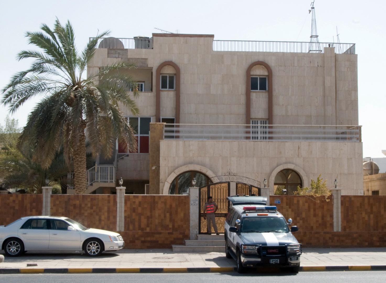 سيارة تابعة للشرطة في الكويت