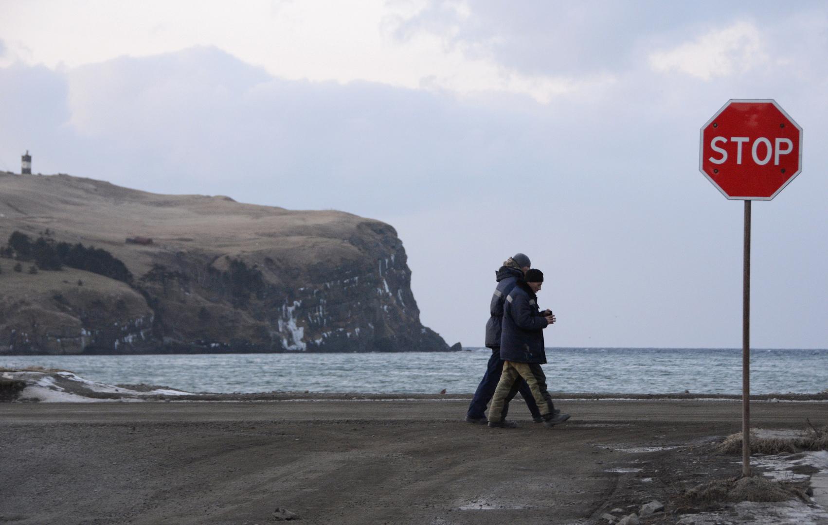 تدريبات عسكرية روسية في جزر الكوريل بمشاركة أكثر 500 عسكري