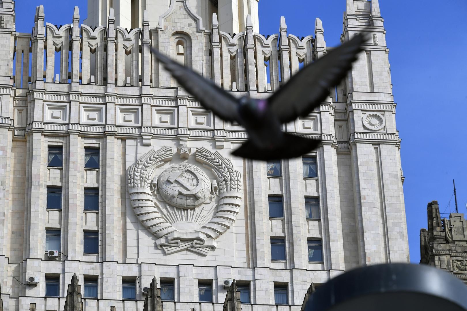 قبل لقاء لافروف-لابيد.. موسكو تشدد على وجوب احترام سيادة سوريا وتطبيق حل الدولتين