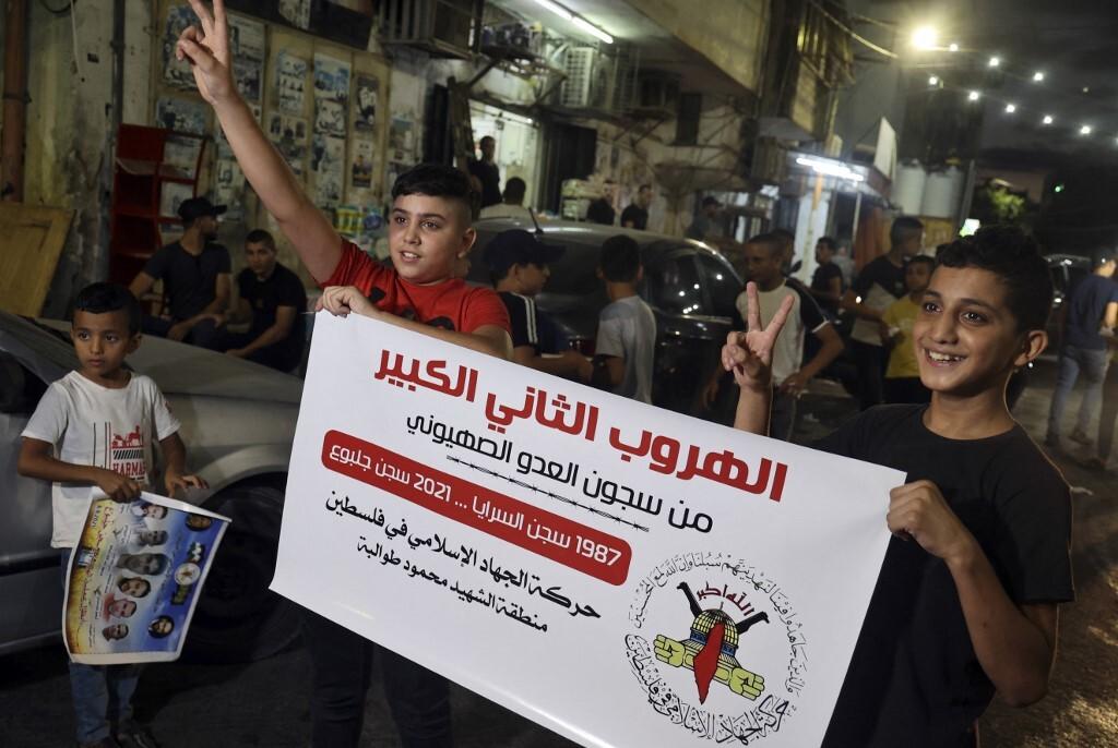 بينيت تعليقا على فرار الأسرى الفلسطينيين: مستعدون لأي سيناريو