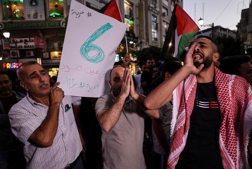فلسطين.. مسيرات حاشدة نصرة للأسرى في السجون الإسرائيلية