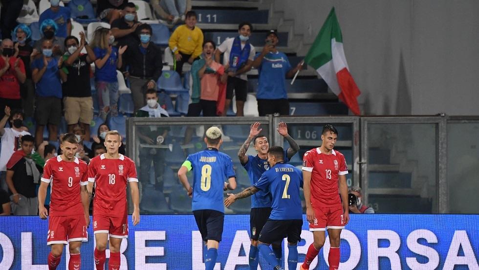 إيطاليا تواصل سلسلة