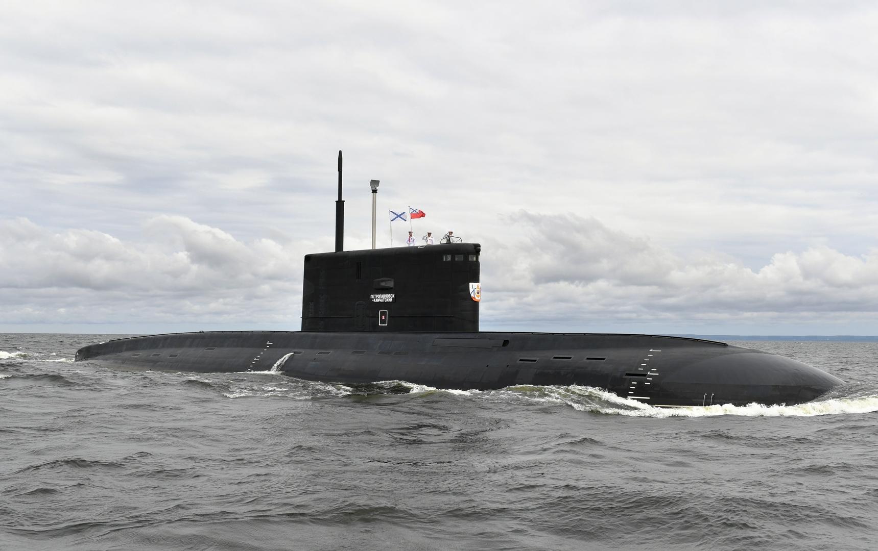 مصدر: ارتفاع عدد الغواصات الروسية المزودة بصواريخ
