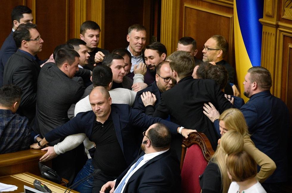برلماني أوكراني: بلادنا فقدت