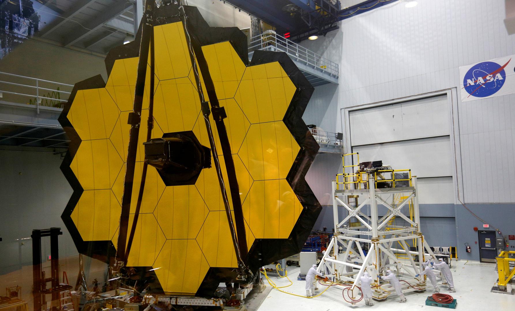 ناسا تعلن أخيرا عن موعد إطلاقها أكبر وأقوى تلسكوب على الإطلاق بعد تأجيل دام 14 عاما