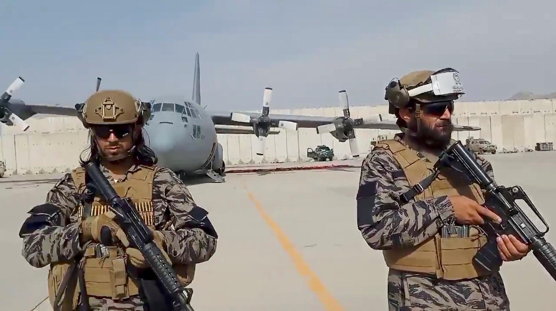 مصادر لـRT: فريق العمل المشترك يؤكد أن مطار كابل سيكون جاهزا لاستقبال الرحلات الدولية في غضون 3 أيام