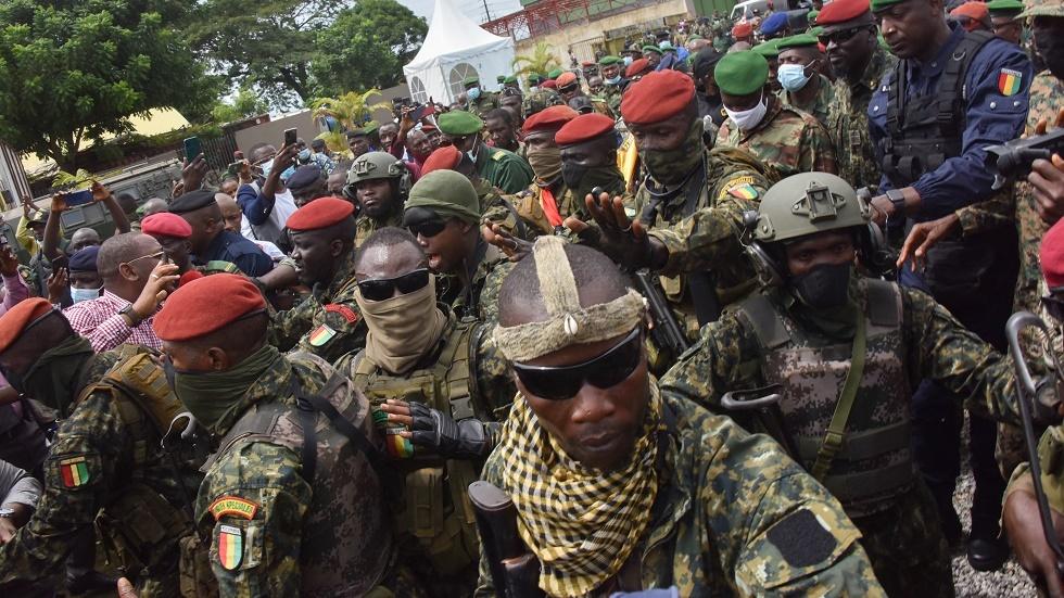 كتلة غرب إفريقيا ترسل وفدا إلى غينيا كوناكري للضغط على الانقلابيين