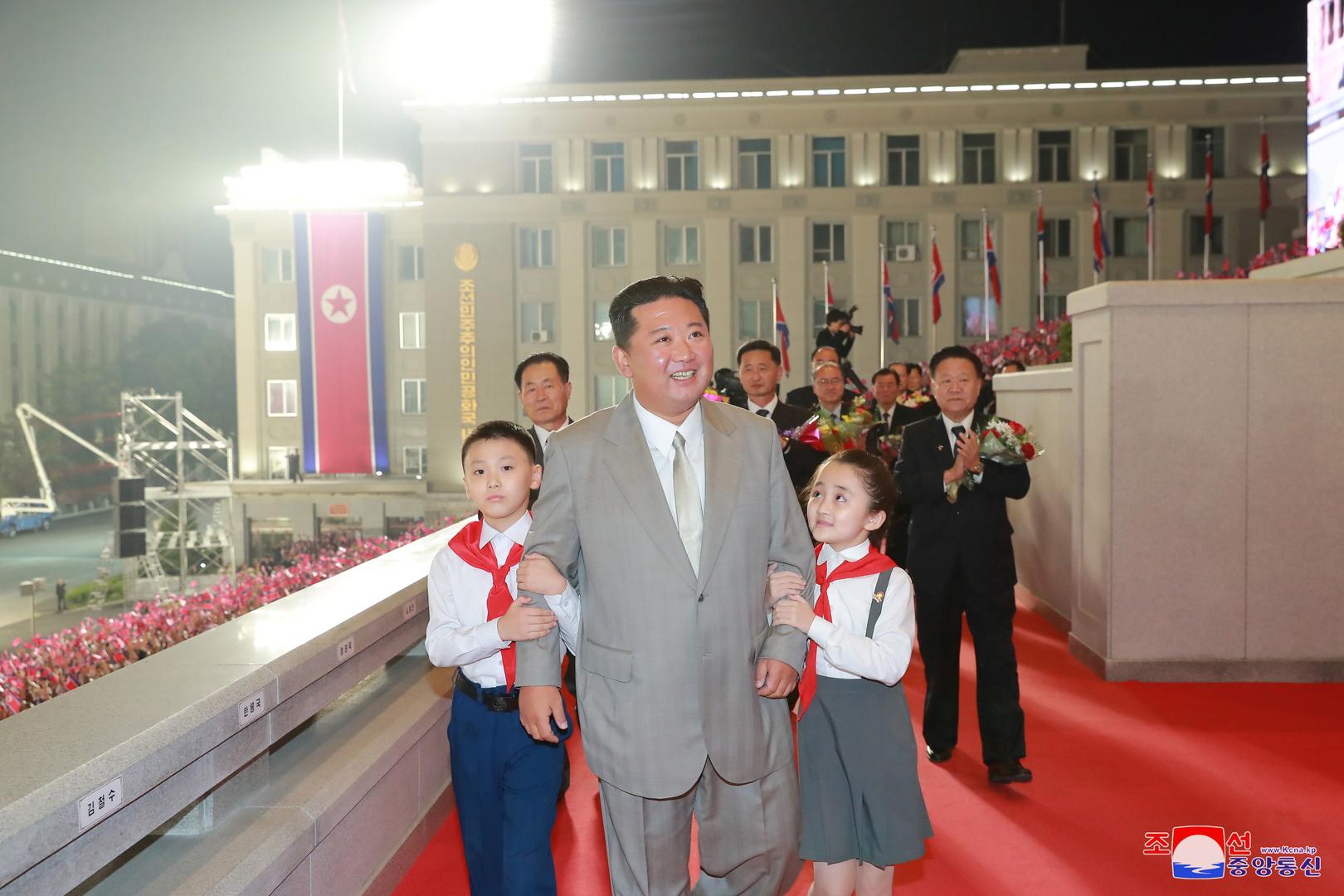 كوريا الشمالية.. لقطات جديدة تؤكد استمرار كيم في فقدان الوزن