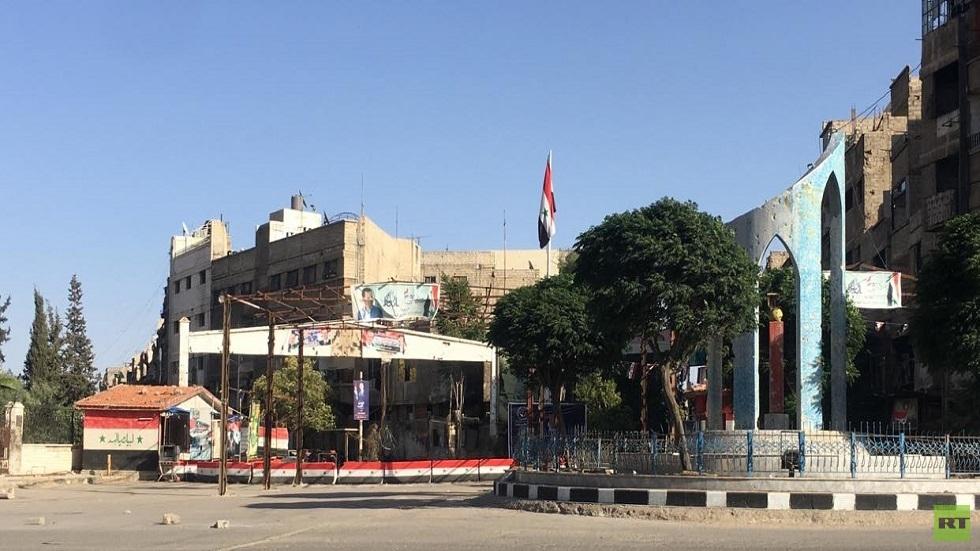 بدءا من الغد.. وبقرار من الأسد: السماح لأهالي مخيم اليرموك دخوله