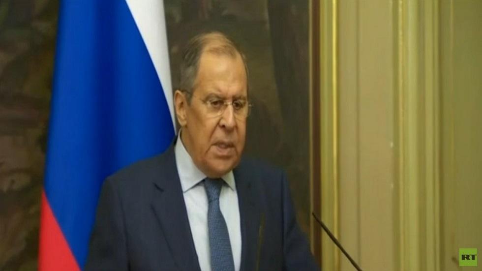 لافروف: نرفض تحول سوريا إلى ساحة تصفية