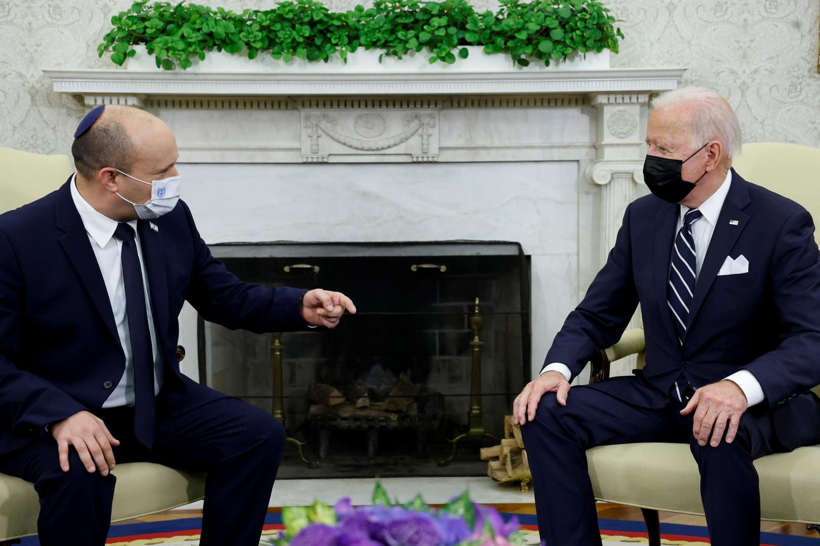 تقرير: بايدن أبلغ بينيت نيته عدم التخلي عن خطته لفتح القنصلية الأمريكية في القدس