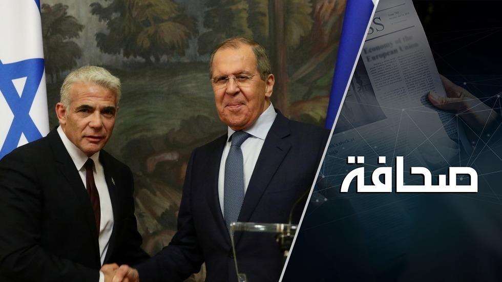 لا شيء يعكر صفو العلاقات الروسية الإسرائيلية