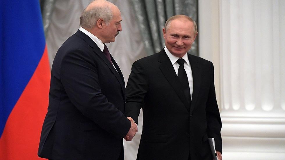 لوكاشينكو: ما اتفقنا عليه مع روسيا
