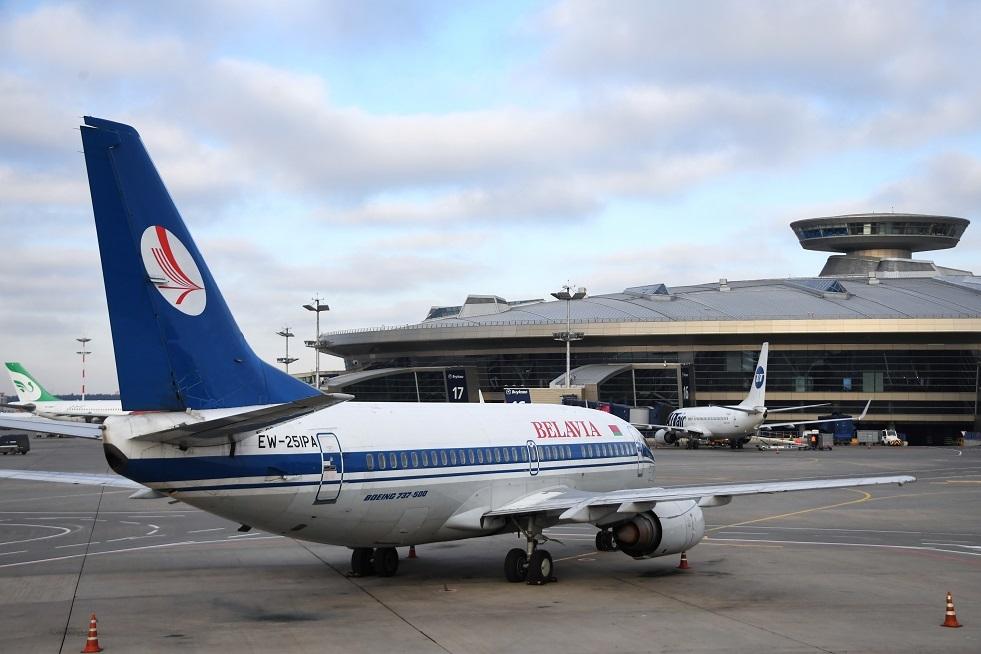 روسيا ترفع القيود عن الحركة الجوية مع بيلاروس اعتبارا من 21 سبتمبر