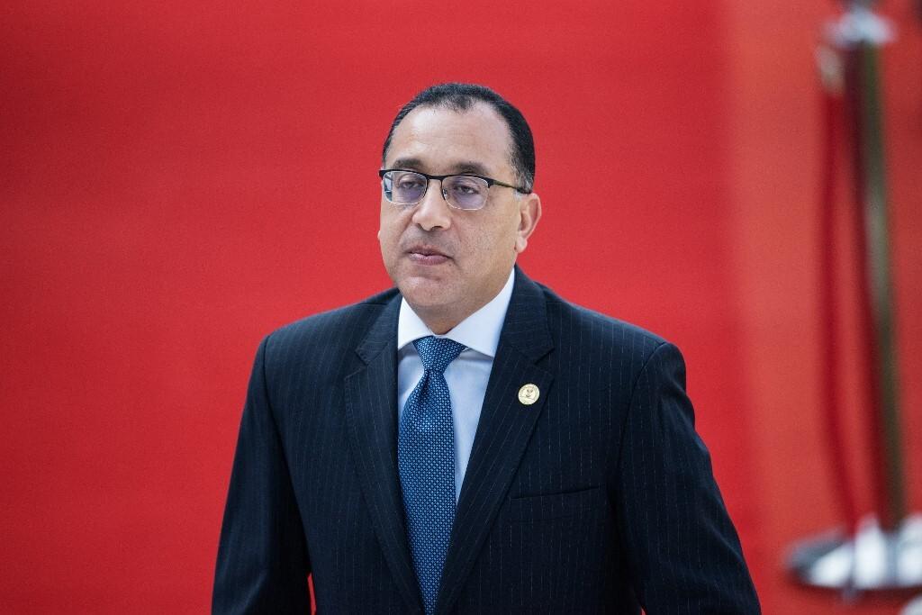 رئيس الوزراء المصري مصطفي مدبولي