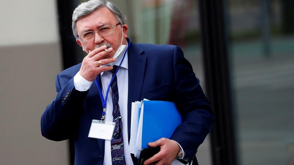 مندوب روسيا لدى المنظمات الدولية في فيينا، ميخائيل أوليانوف