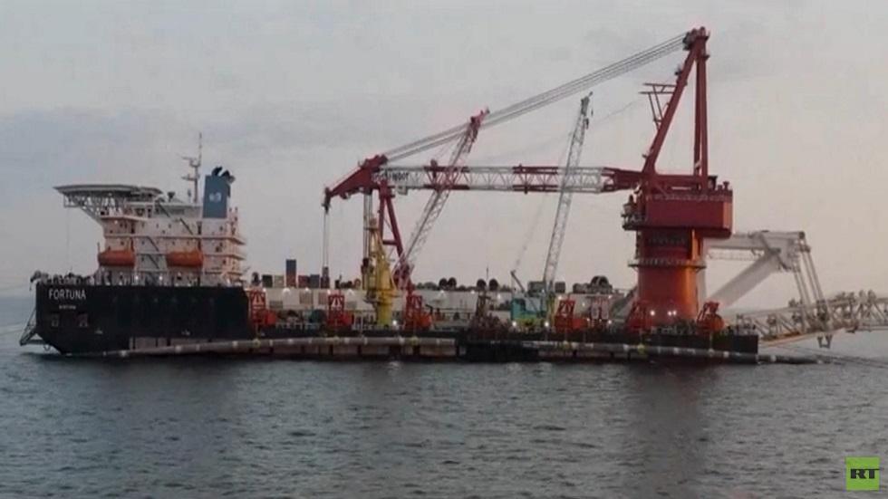 موسكو تعلن الإنتهاء من مشروع السيل الشمالي 2